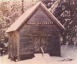 Cashes Valley Church of Christ