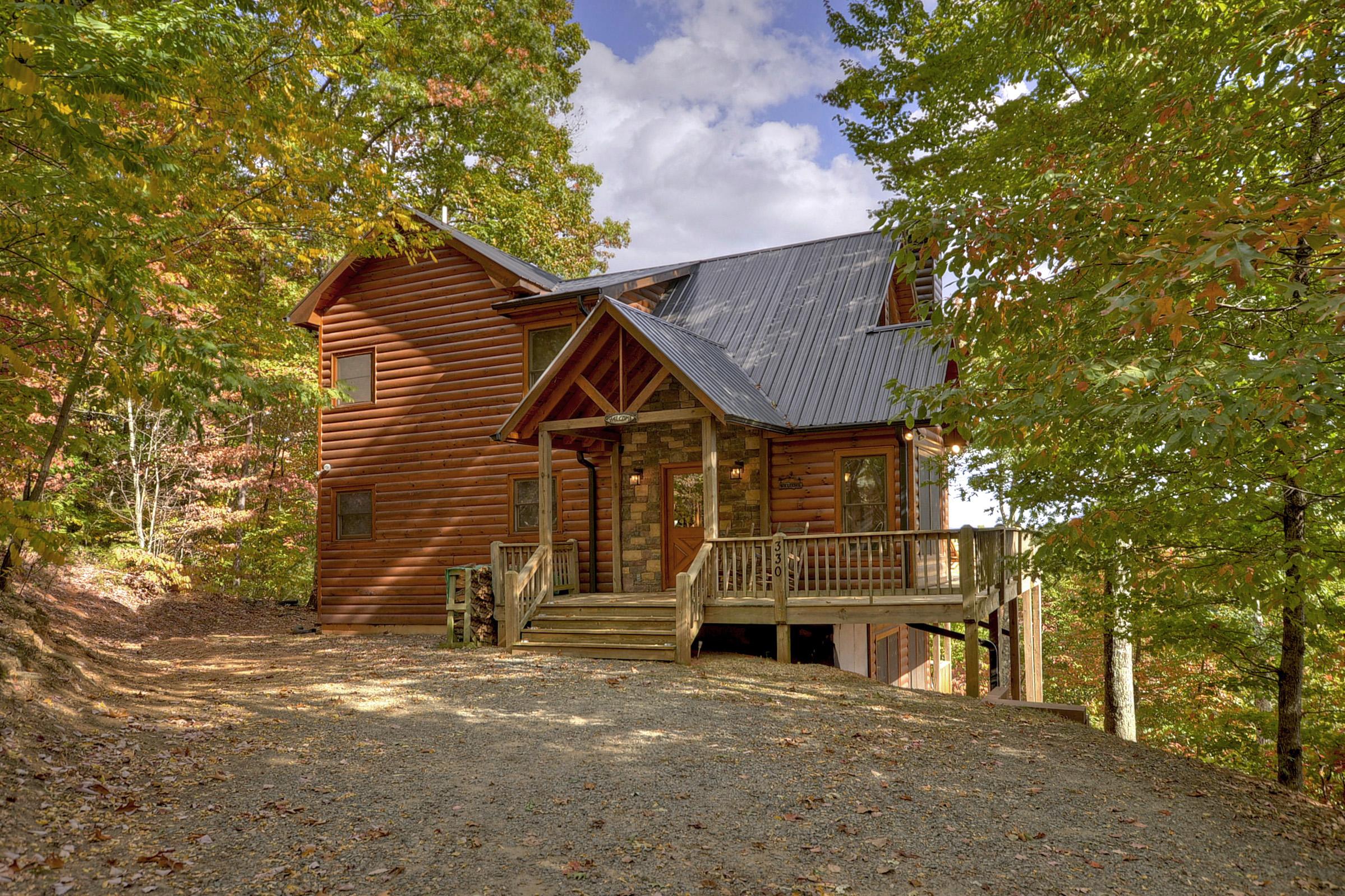 Dreamview Cabin Blue Ridge