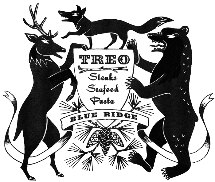 Treo Blue Ridge