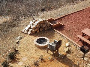 firepit park grill