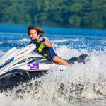 Jet Ski on Lake Blue Ridge