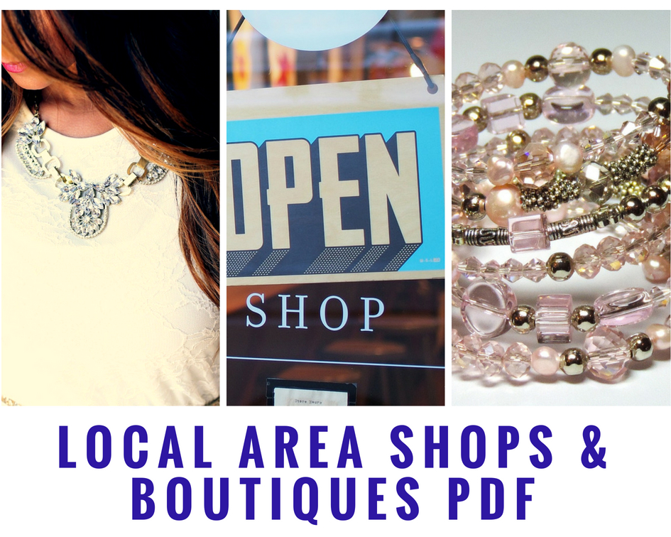 Local area Shops & boutiques pdf