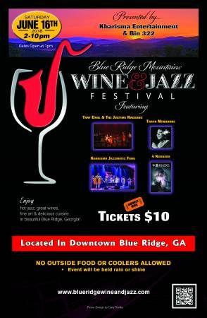 wine jazz festival